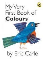 Penguin Group UK MY VERY FIRST BOOK OF COLOURS - CARLE, E. cena od 145 Kč