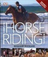Dorling Kindersley COMPLETE HORSE RIDING MANUAL - MICKLEM, W. cena od 617 Kč