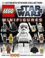 Dorling Kindersley LEGO STAR WARS MINIFIGURES ULTIMATE STICKER COLLECTION cena od 193 Kč