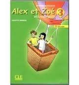 CLE international ALEX ET ZOE ET COMPAGNIE 3 CD-ROM cena od 1418 Kč
