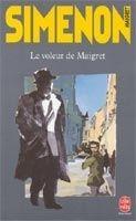 HACH-BEL LE VOLEUR DE MAIGRET - SIMENON, G. cena od 175 Kč