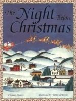 OUP ED THE NIGHT BEFORE CHRISTMAS - MOORE, C. cena od 168 Kč