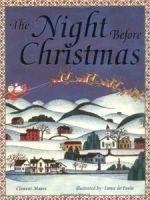 OUP ED THE NIGHT BEFORE CHRISTMAS - MOORE, C. cena od 227 Kč
