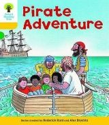 XXL obrazek OUP ED STAGE 5 STORYBOOKS: PIRATE ADVENTURE (Oxford Reading Tree) -...
