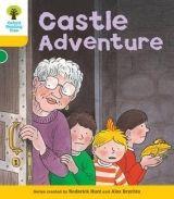 OUP ED STAGE 5 STORYBOOKS: CASTLE ADVENTURE (Oxford Reading Tree) -... cena od 130 Kč