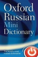OUP References OXFORD RUSSIAN MINIDICTIONARY 2nd Edition cena od 144 Kč