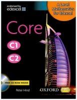 OUP ED A Level Mathematics for Edexcel: Core C1/C2 - Hind, P. cena od 876 Kč