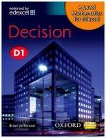 OUP ED A Level Mathematics for Edexcel: Decision D1 - Jefferson, B. cena od 439 Kč