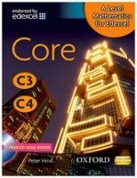 OUP ED A Level Mathematics for Edexcel: Core C3/C4 - Heylings, M. R... cena od 773 Kč