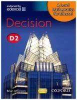 OUP ED A Level Mathematics for Edexcel: Decision D2 - Jefferson, B. cena od 488 Kč