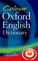 OUP References COLOUR OXFORD ENGLISH DICTIONARY 3rd Edition Revised cena od 216 Kč