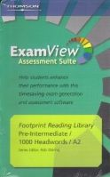 Heinle ELT part of Cengage Lea FOOTPRINT READERS LIBRARY Level 1000 EXAMVIEW SUITE CD-ROM -... cena od 1 053 Kč