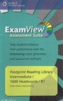 Heinle ELT part of Cengage Lea FOOTPRINT READERS LIBRARY Level 1600 EXAMVIEW SUITE CD-ROM -... cena od 1 066 Kč