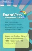 Heinle ELT part of Cengage Lea FOOTPRINT READERS LIBRARY Level 1900 EXAMVIEW SUITE CD-ROM -... cena od 1 066 Kč