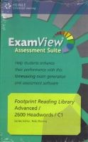 Heinle ELT part of Cengage Lea FOOTPRINT READERS LIBRARY Level 2600 EXAMVIEW SUITE CD-ROM -... cena od 1 066 Kč