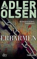 Deutscher Taschenbuch Verlag ERBARMEN - ADLER, OLSEN, J. cena od 252 Kč
