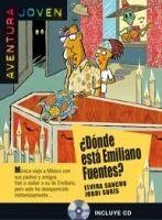 Difusión AVENTURA JOVEN: DONDE ESTA EMILIANO FUENTES? + CD A1 - SANCH... cena od 196 Kč