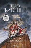 RANDOM HOUSE MONDADORI REGIMIENTO MONSTRUOSO - Pratchett Terry cena od 256 Kč