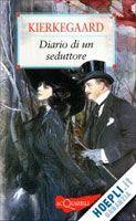 SIES s.r.l. DIARIO DEL SEDUTTORE - KIERKEGAARD, S. cena od 184 Kč