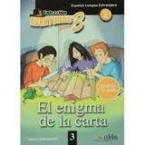 Edelsa AVENTURA PARA TRES: EL ENIGMA DE LA CARTA NIVELl A1 - SANTAM... cena od 159 Kč