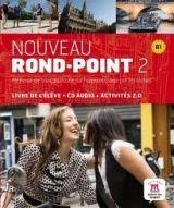 Nouveau Rond-Point B1 – Livre de léleve + CD cena od 483 Kč