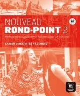 Nouveau Rond-Point B1 – Cahier dexer. + CD cena od 308 Kč