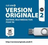Maison des langues VERSION ORIGINALE 2 (A2) USB PARA TBI cena od 1560 Kč