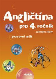 Janíčková S. a: Angličtina - prac. sešit (4. roč. ZŠ) cena od 143 Kč