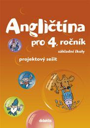 Janíčková S. a: Angličtina - projektový sešit (4. roč. ZŠ) cena od 89 Kč