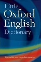 OUP References LITTLE OXFORD ENGLISH DICTIONARY 9th Edition cena od 194 Kč