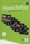 Alma Edizioni CINEMA ITALIANO Livello 1 Libro+DVD cena od 666 Kč