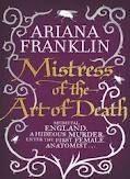 Transworld Publishers MISTRESS OF THE ART OF DEATH - FRANKLIN, A. cena od 176 Kč