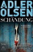 Deutscher Taschenbuch Verlag SCHÄNDUNG - ADLER, OLSEN, J. cena od 378 Kč