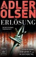 Deutscher Taschenbuch Verlag ERLÖSUNG - ADLER, OLSEN, J. cena od 378 Kč