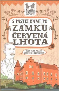 Eva Chupíková: S pastelkami po zámku Červená Lhota cena od 47 Kč