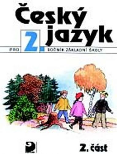 Konopková Ludmila: Český jazyk pro 2. ročník ZŠ - 2. část cena od 80 Kč