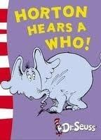 Harper Collins UK DR SEUSS: HORTON HEARS A WHO! - DR SEUSS cena od 122 Kč