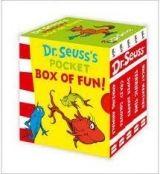 Harper Collins UK DR SEUSS: DR SEUSS´S POCKET BOX OF FUN! - DR SEUSS cena od 96 Kč