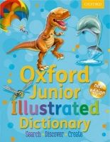 OUP ED OXFORD JUNIOR ILLUSTRATED DICTIONARY New Edition cena od 421 Kč