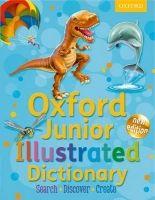 OUP ED OXFORD JUNIOR ILLUSTRATED DICTIONARY New Edition cena od 314 Kč