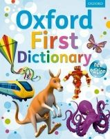 OUP ED OXFORD FIRST ILLUSTRATED DICTIONARY cena od 288 Kč