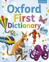 OUP ED OXFORD FIRST ILLUSTRATED DICTIONARY cena od 241 Kč