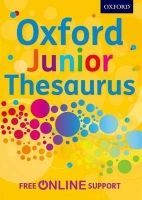 OUP ED OXFORD JUNIOR THESAURUS New Edition - DIGNEN, S. cena od 238 Kč