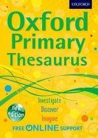 OUP ED OXFORD PRIMARY THESAURUS cena od 397 Kč