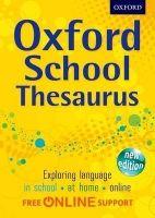 OUP ED OXFORD SCHOOL THESAURUS cena od 314 Kč