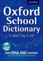 XXL obrazek OUP ED OXFORD SCHOOL DICTIONARY