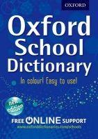 OUP ED OXFORD SCHOOL DICTIONARY cena od 0 Kč