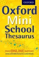 OUP ED OXFORD MINI SCHOOL THESAURUS cena od 122 Kč