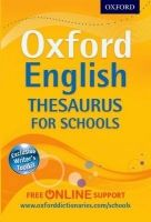 OUP ED OXFORD ENGLISH THESAURUS FOR SCHOOLS cena od 216 Kč