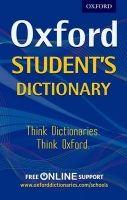 OUP ED OXFORD STUDENT´S DICTIONARY cena od 314 Kč